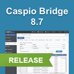 Announcing Caspio Bridge 8.7